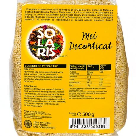 Mei decorticat 500 g1