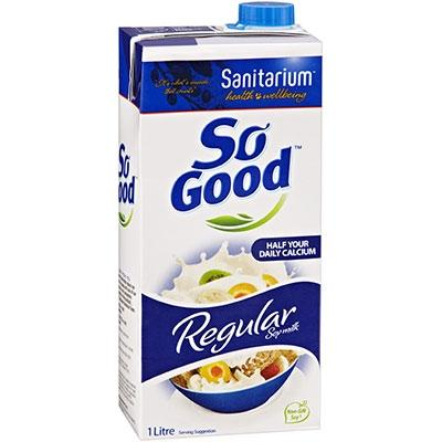 Bautura din soia simpla 1 L - So Good Sanitarium