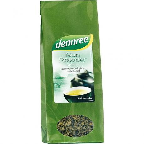 Ceai verde Gun Powder ECO 100 g - Dennree
