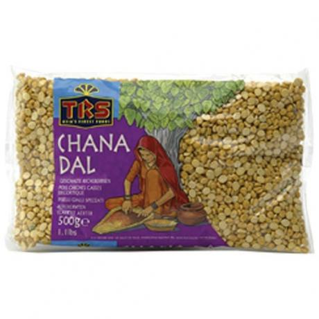 Chana Dal - Naut decorticat 500 g - TRS