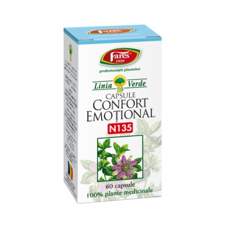 Confort emotional 60 capsule - Fares