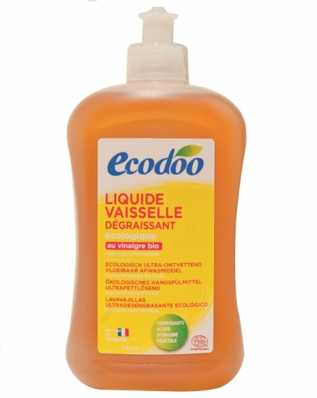 Detergent ecologic degresant vesela cu otet 500 ml0