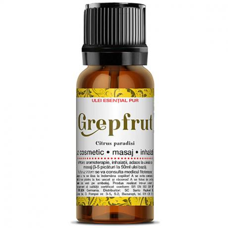 Ulei esential grapefruit 10 ml0