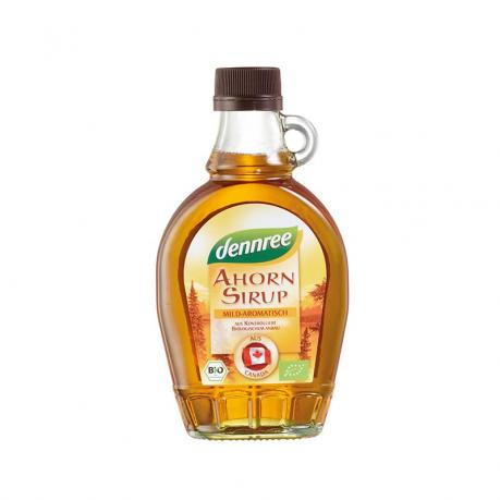 Sirop de artar canadian (grad A) ECO 250 ml - Dennree