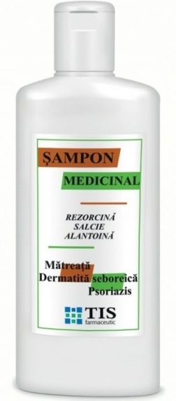 Sampon medicinal 100 ml - Tis