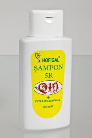 Sampon 5R Q10 200 ml - Hofigal