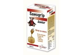 Sanogrip Junior 100 ml - Farmaclass
