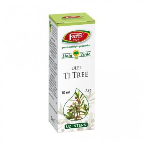 Ulei TI TREE 10 ml - Fares