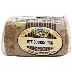 Paine de secara preparata dupa procedeul Sourdough ECO 400 g