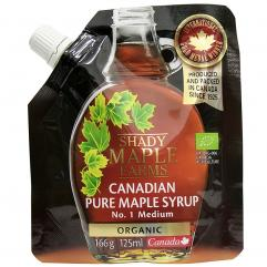 Sirop de artar canadian pur nr. 1 (medium) ECO 125 ml (166 g)