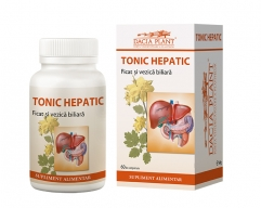 Tonic hepatic 60 cp