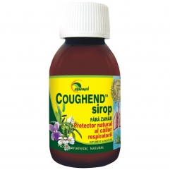 Coughend Fara Zahar 100 ml