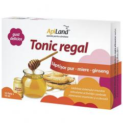 Tonic regal 10 fiole x 10 ml