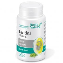 Lecitina 1200 mg. 30 cp