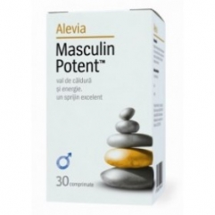 Masculin potent 30 cp