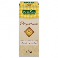 Polygemma 15 - Intestin de toxifiere 50 ml