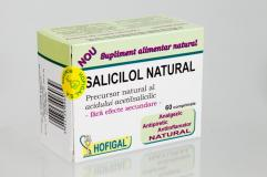 Salicilol Natural 60 cp